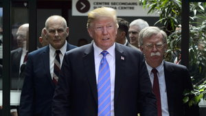 Trump'tan Brunson açıklaması: Türkiye'ye bu konuda taviz vermeyeceğiz