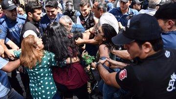 Cumartesi Anneleri'nin 700. hafta buluşmasına polis müdahalesi
