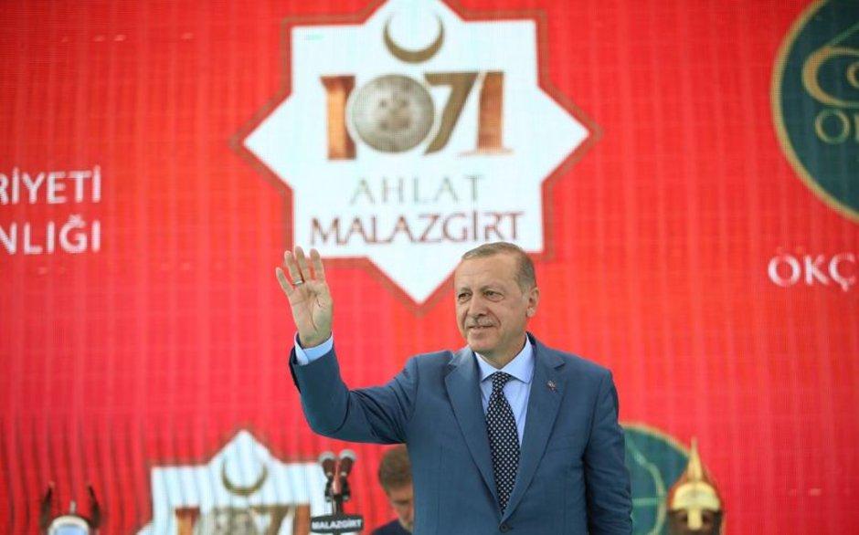 Cumhurbaşkanı Erdoğan: Anadolu olmazsa ne Ortadoğu, ne Afrika kalır
