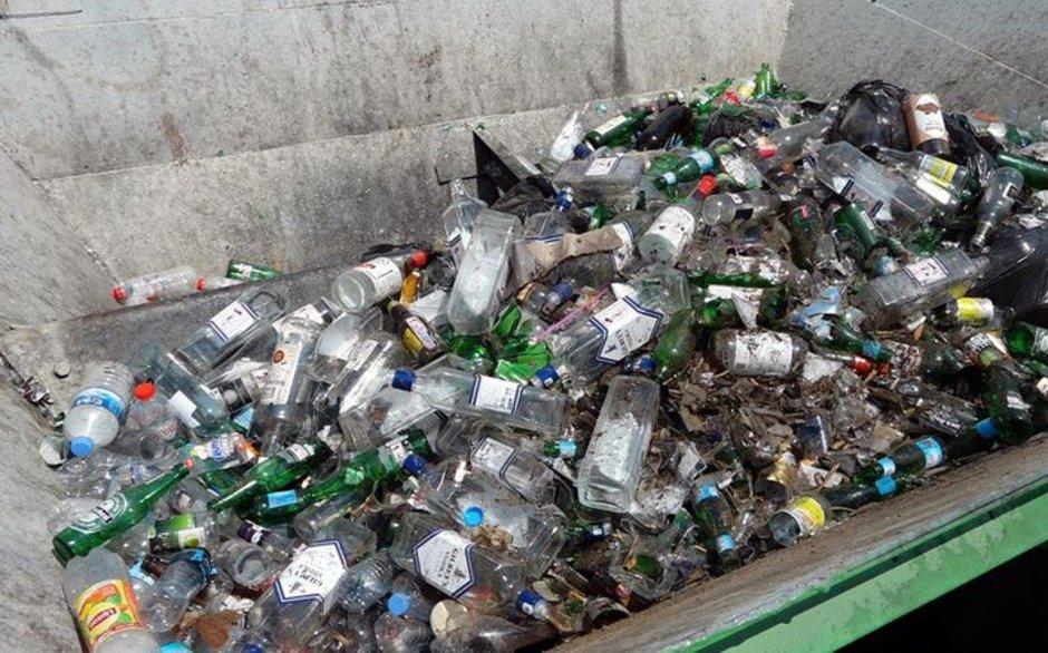 Marmaris'e 4 bin 500 ton çöp bıraktılar