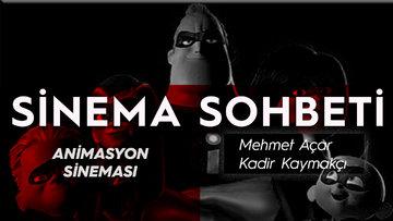 Mehmet Açar ve Kadir Kaymakçı ile Sinema Sohbeti