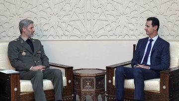 İran ve Suriye arasında askeri işbirliği anlaşması imzalandı