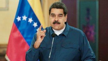 Maduro: Yurtdışında tuvalet temizlemeyi bırakıp vatanınıza dönün