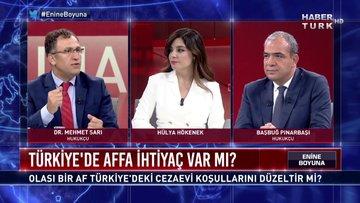 Enine Boyuna - 29 Ağustos 2018 - (MHP'nin af teklifi/İdlib'deki gelişmeler)