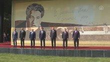 Cumhurbaşkanı Erdoğan Kırgızistan'da Türk Konseyi Zirvesi'ne katıldı
