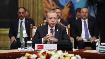 Cumhurbaşkanı Erdoğan'dan Kırgızistan'da kritik dolar açıklaması