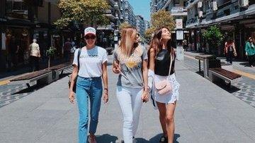 Rus kadın bloggerlar tanıttı! Samsun'a gelen turist sayısı arttı