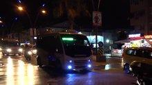 Marmaris'teki şehir içi yolcu minibüslerine sıkı denetim