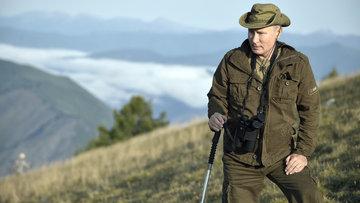 Rus devlet televizyonu Putin'in hayatını konu alan program başlattı