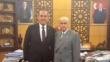 MHP'nin ilk büyükşehir belediye başkanı adayı belli oldu