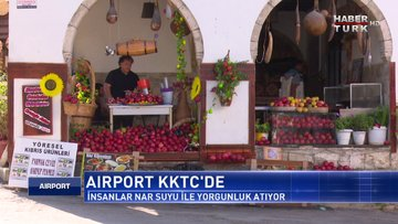 Airport - 9 Eylül 2018 - ( Kuzey Kıbrıs Türk Cumhuriyeti )