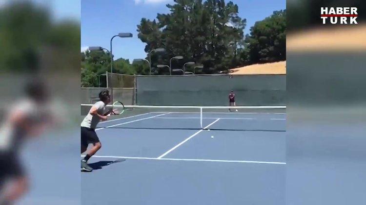 Tenise yeni bir boyut
