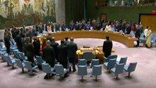 BMGK'da İdlib oturumu
