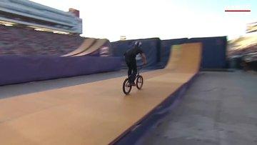 Bisikletle bu hareketler cesaret ister