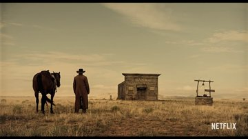 The Ballad of Buster Scruggs - Fragman