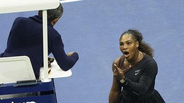 Serena karikatürü ırkçı mı?