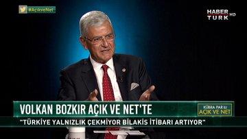 Açık ve Net - 13 Eylül 2018 (TBMM Dışişleri Komisyonu Başkanı Volkan Bozkır)