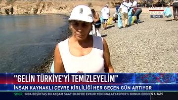 """""""Temiz bir Türkiye için"""""""