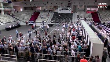 Beşiktaş'ta olağanüstü seçim günü