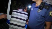 Polise saldırdığı iddia edilen 3 kişiye gözaltı