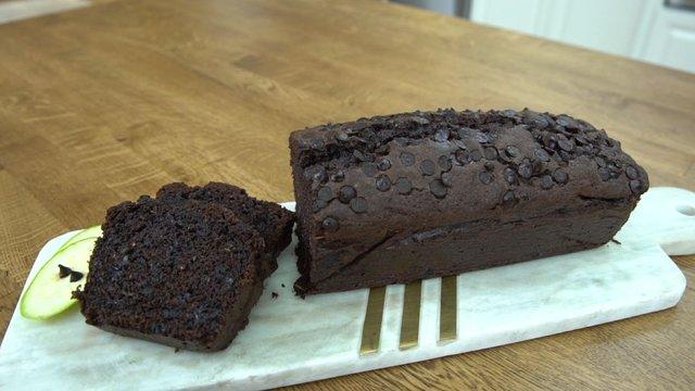 Çikolatalı Kabak Kek