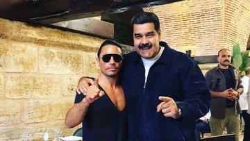 Maduro Nusr-Et'e gitti