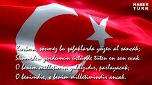 İstiklal Marşı sözleri 10 kıta! İşte Mehmet Akif Ersoy'un yazdığı İstiklal Marşı!
