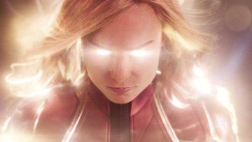 Captain Marvel filminden ilk fragman yayımlandı