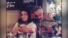 Onur Ünlü ve Hazar Ergüçlü çiftinden ilginç video