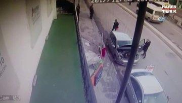 Ters yöne giren minibüsün çarptığı Beyza'nın hayatını kaybettiği kazanın görüntüleri ortaya çıktı