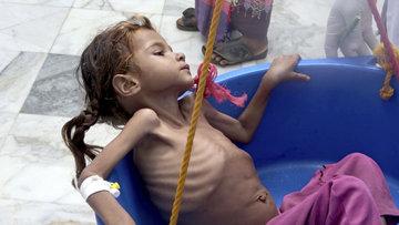 Yemen'i vuran bombalar ABD'den