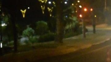 İzmir Aliağa'da otomobilin çarptığı yaya yaşamını yitirdi