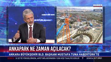 Ankara Belediye Başkanı Tuna açıklamalarda bulundu