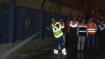 İBB'den gece temizlik çalışması
