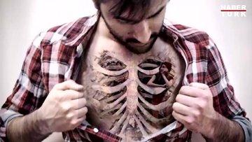 İnsanların hayatı sorgulatan dövme tercihleri