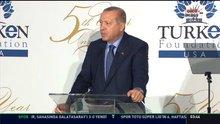 Cumhurbaşkanı Erdoğan: Türkiye olmasaydı felaket yaşanacaktı