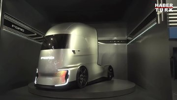 Tesla'nın en büyük rakibi! Yüzde 100 Türk üretimi F-Vision