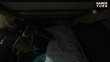 FETÖ'nün hücre evindeki gizli bölmeden servet çıktı