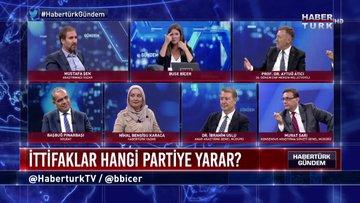 Habertürk Gündem - 22 Eylül 2018 (Dış Politikadaki Adımlar Türkiye'de Siyaseti Nasıl Etkiler?)