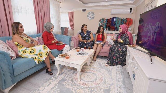 Elif Hanım'ın salonu tartışma yarattı!
