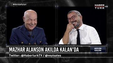 Akılda Kalan - 25 Eylül 2018 (Mazhar Fuat Özkan üçlüsünün bilinmeyenleri nelerdir?)