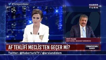 Türkiye'nin Nabzı - 26 Eylül 2018 (MHP'nin af teklifi)