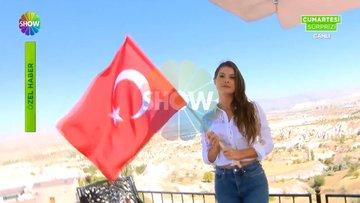 Amanda Cerny Türkiye'de!