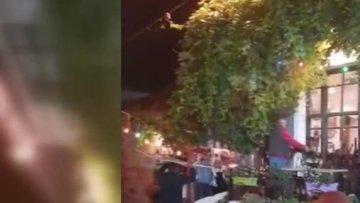 Zorba Kasırgası Ata Demirer'in film setini de vurdu