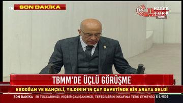 Enis Berberoğlu yemin konuşması