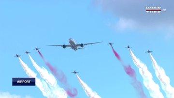 Airport - 30 Eylül 2018 (Havacılık, Uzay ve Teknoloji Festivali)