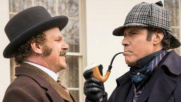 Holmes & Watson Fragman