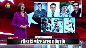 PKK'lı hainler kalleşçe saldırdı 7 şehit