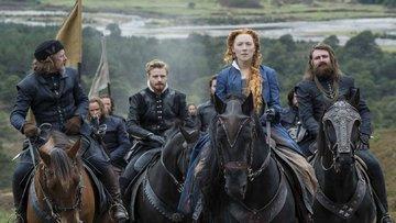 İskoçya Kraliçesi Mary Fragman 2