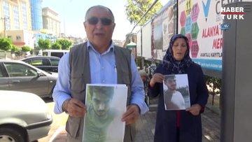 Gurbetçi aile 9 aydır Türkiye'nin her yerinde sokak sokak kayıp oğullarını arıyor